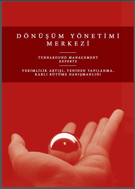 Dönüşüm Yönetimi Merkezi Broşür